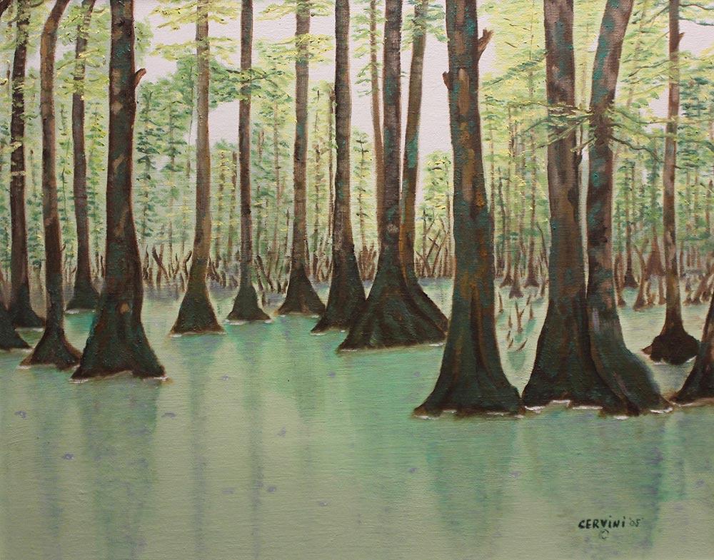 Mississippi  Bog